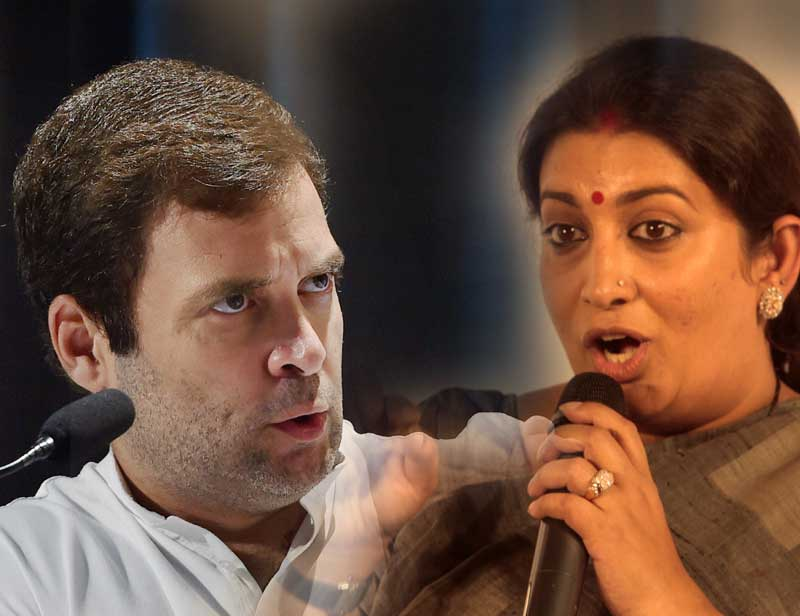 Why might of BJP can defeat  Rahul Gandhi  at Amethi in 2019?
